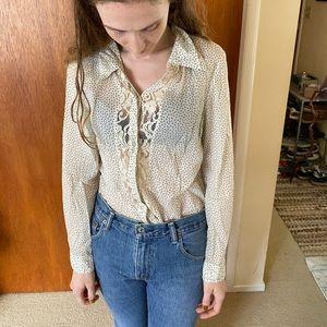 Wispy Cotton Shirt